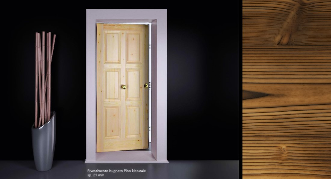 Rivestimenti in legno - Effepi porte blindate ...